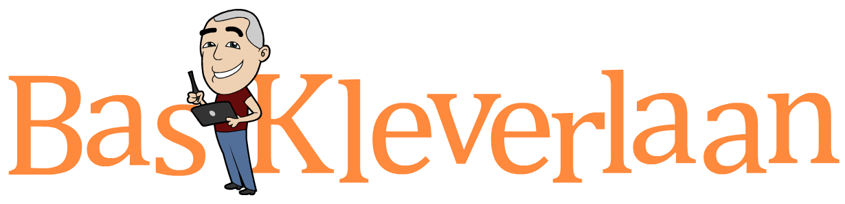 Bas Kleverlaan Logo